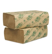 Paper Towels Paper Towels - Wausau Paper  EcoSoft  Folded TowelsPPR TWL,MFOLD,9.1X9.5,NLEcoSoft Fold