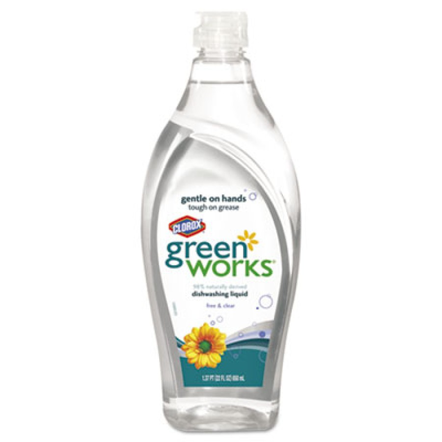 Dishwashing Detergent Dishwashing Detergent - Dishwashing liquid with 99% all-natural ingredients.CL