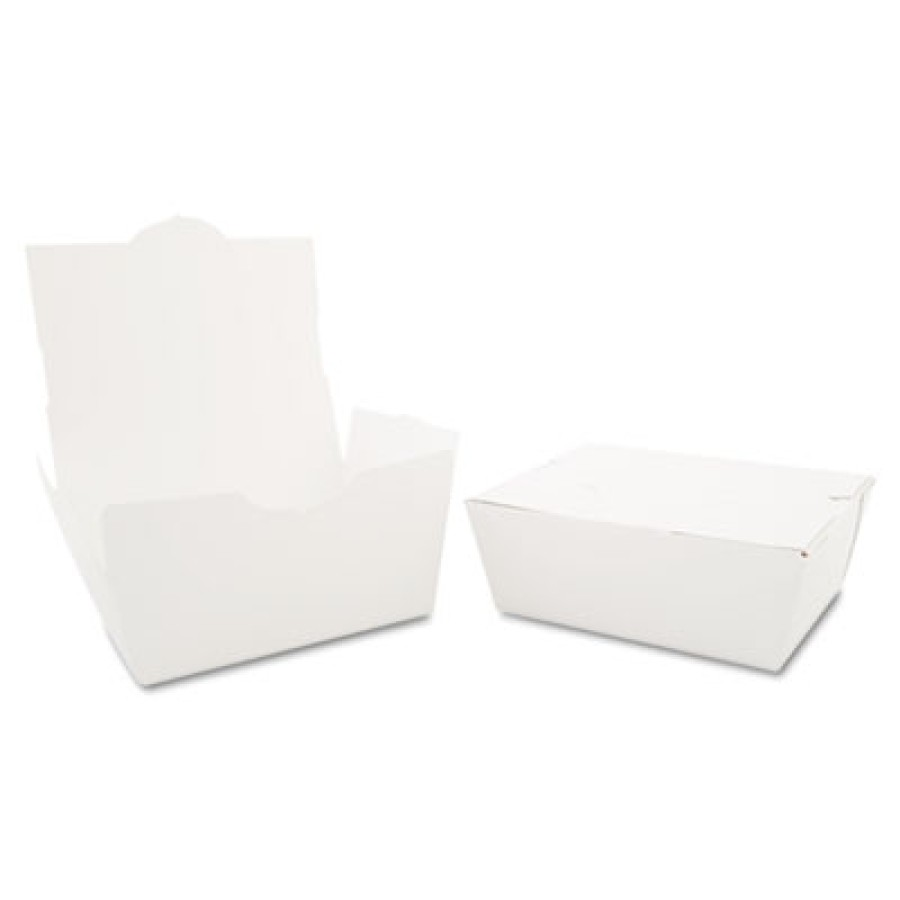 Carry Out Box Carry Out Box - SCT  ChampPak  Carryout BoxesCHAMPPAK #1,WEChampPak Carryout Boxes, 1l