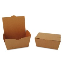 Carry Out Box Carry Out Box - SCT  ChampPak  Carryout BoxesCHAMPPAK #4,KRAFTChampPak Carryout Boxes,