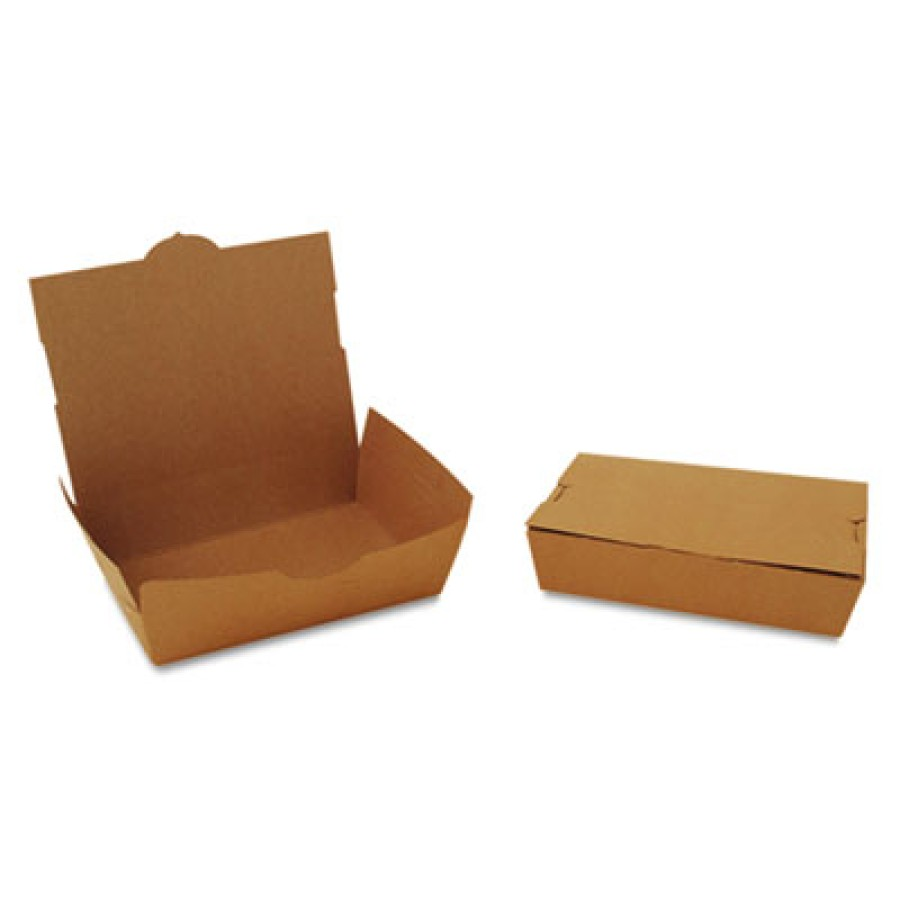 Carry Out Box Carry Out Box - SCT  ChampPak  Carryout BoxesCHAMPPAK #2,KRAFTChampPak Carryout Boxes,