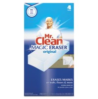 Magic Eraser Magic Eraser - Mr. Clean  Magic Eraser  - All PurposeSPNG,MAG ERASR,ALLPURMagic Eraser