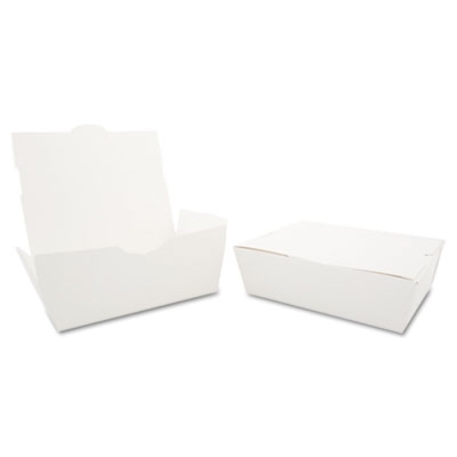 Carry Out Box Carry Out Box - SCT  ChampPak  Carryout BoxesCHAMPPAK #3,WEChampPak Carryout Boxes, 3l