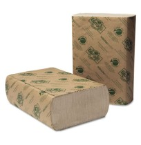 Paper Towels Paper Towels - Wausau Paper  EcoSoft  Folded TowelsPPR TWL,MF,9.13X9.5,NLWEEcoSoft Gree