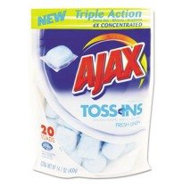 LAUNDRY DETERGENT | LAUNDRY DETERGENT | - C-AJAX TOSSINS SGL USE  LNDR