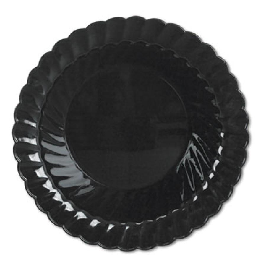 PLASTIC BOWLS PLASTIC BOWLS - Classicware Bowls, Plastic, 10 oz, BlackWNA Classicware  Plastic Dinne