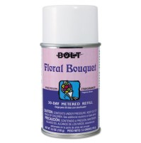 AIR FRESHENER | AIR FRESHENER | 12/CS - C-METERED AEROSOL FLORA BOUQUE