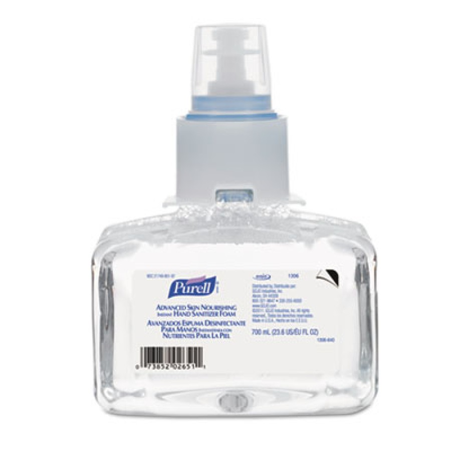 Hand Sanitizer Hand Sanitizer - Foaming hand sanitizer with skin moisturizers.HAND SANTZER,UNSCNT,70