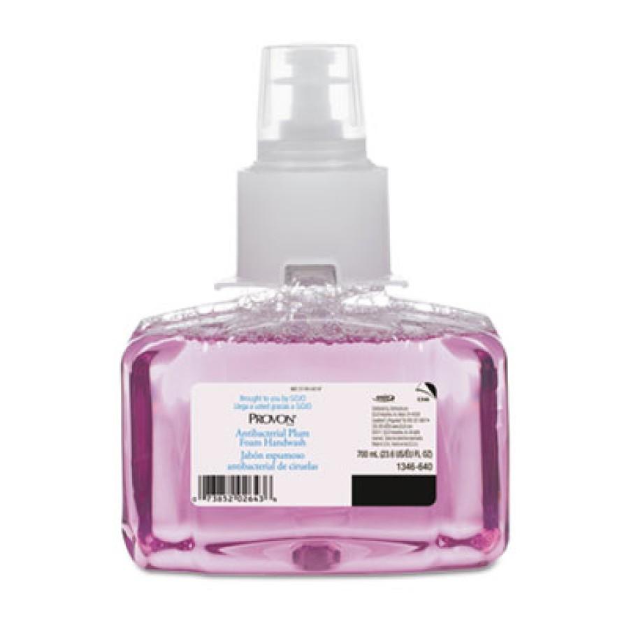 FOAMING HAND SOAP FOAMING HAND SOAP - Antibacterial Plum Foam Hand Wash, 700mL Refill, Plum ScentPlu