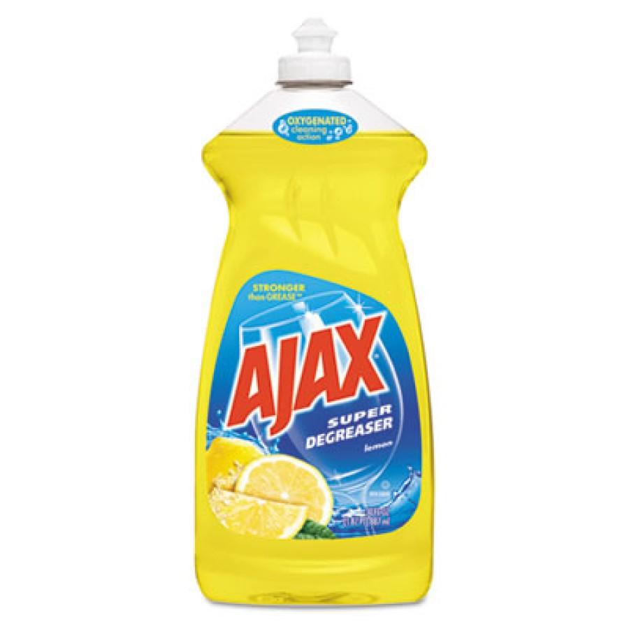 Dishwashing Soap Dishwashing Soap - Ajax  Dish DetergentDISH DETERGENT,LEMON,30OZDish Detergent, Lem