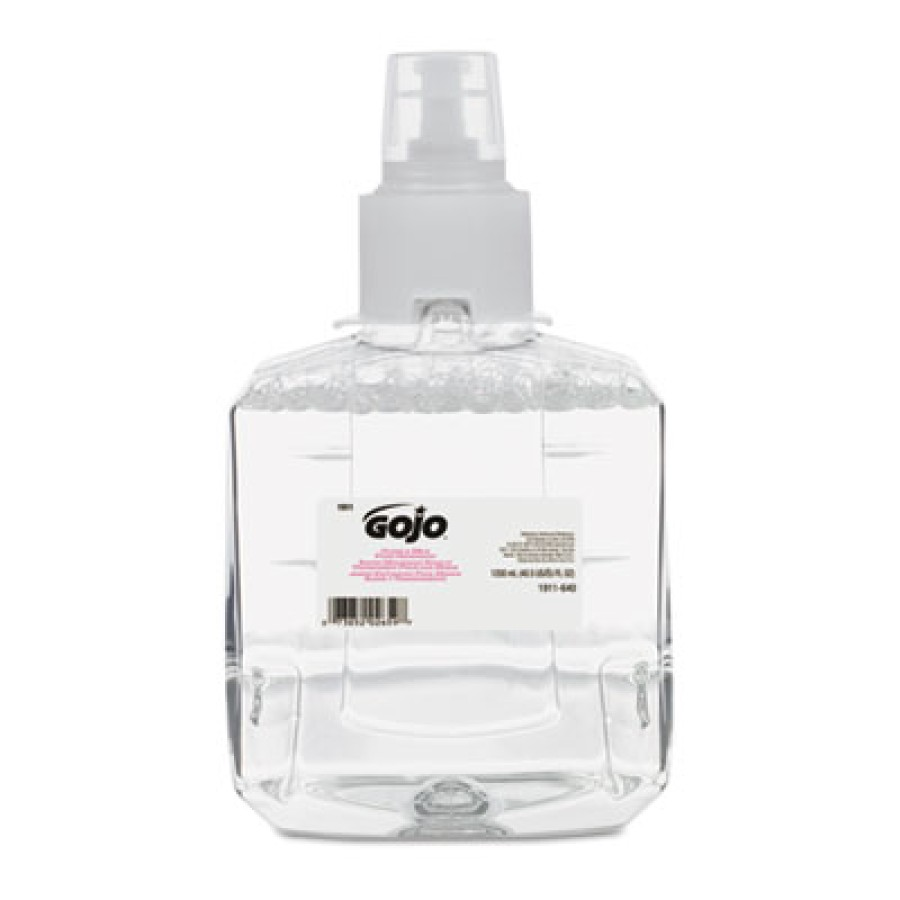 FOAMING HAND SOAP FOAMING HAND SOAP - Clear & Mild Foam Hand Wash, 1200mL Refill, UnscentedGOJO  Cle