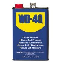 Wd40 Wd40 - WD-40  Heavy-Duty LubricantLUBRICANT,WD-40, 1GALHeavy-Duty Lubricant, 1 Gallon CanC-WD-4