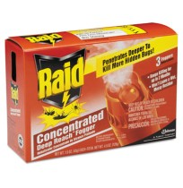 ROACH KILLER ROACH KILLER - Concentrated Deep Reach Fogger, 1.5 oz Aerosol Can, 3/PackRaid  Concentr