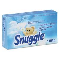 Fabric Softener Fabric Softener - Snuggle  Liquid Fabric Softener - Vend PackSNUGGLE FAB SOFT,1.5OZL