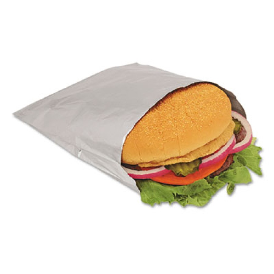 Foil Sandwich Bag (1000 Per Case)
