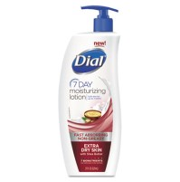 BODY LOTION BODY LOTION - Extra Dry Replenishing Hand and Body Lotion, 21 oz.Dial  7-Day Moisturizin
