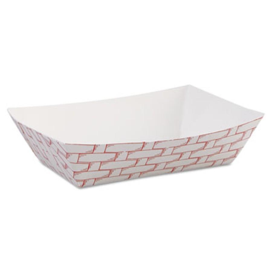 Food Tray Food Tray - Boardwalk  Paper Food BasketsPPR FD-BSKT,6OZ,RDPaper Food Baskets, 6oz Capacit