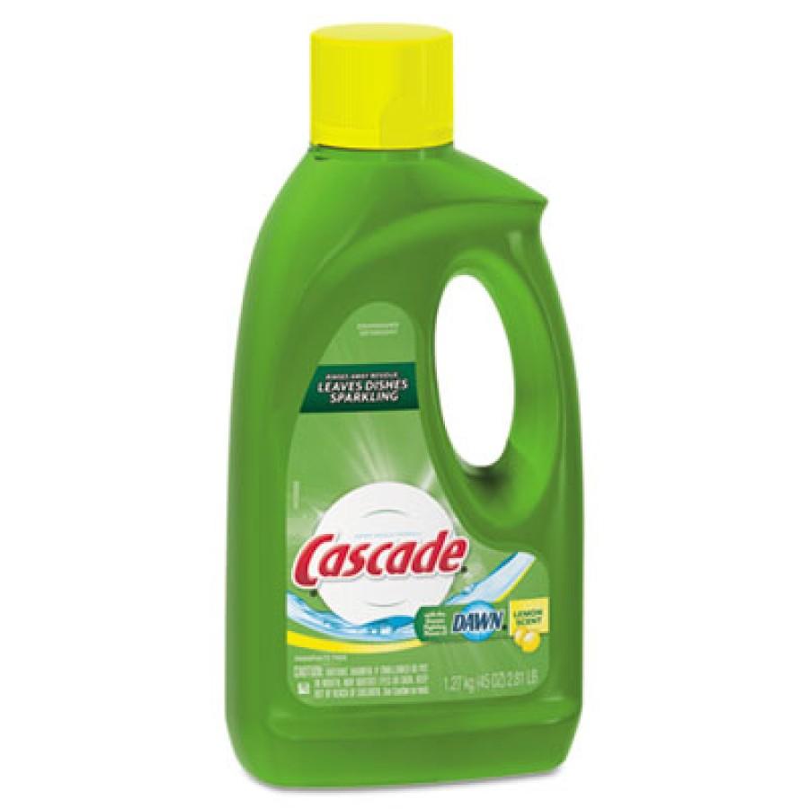 DISHWASHING SOAP   DISHWASHING SOAP   9/ - C-CASCADE DISHWASHING GE LE