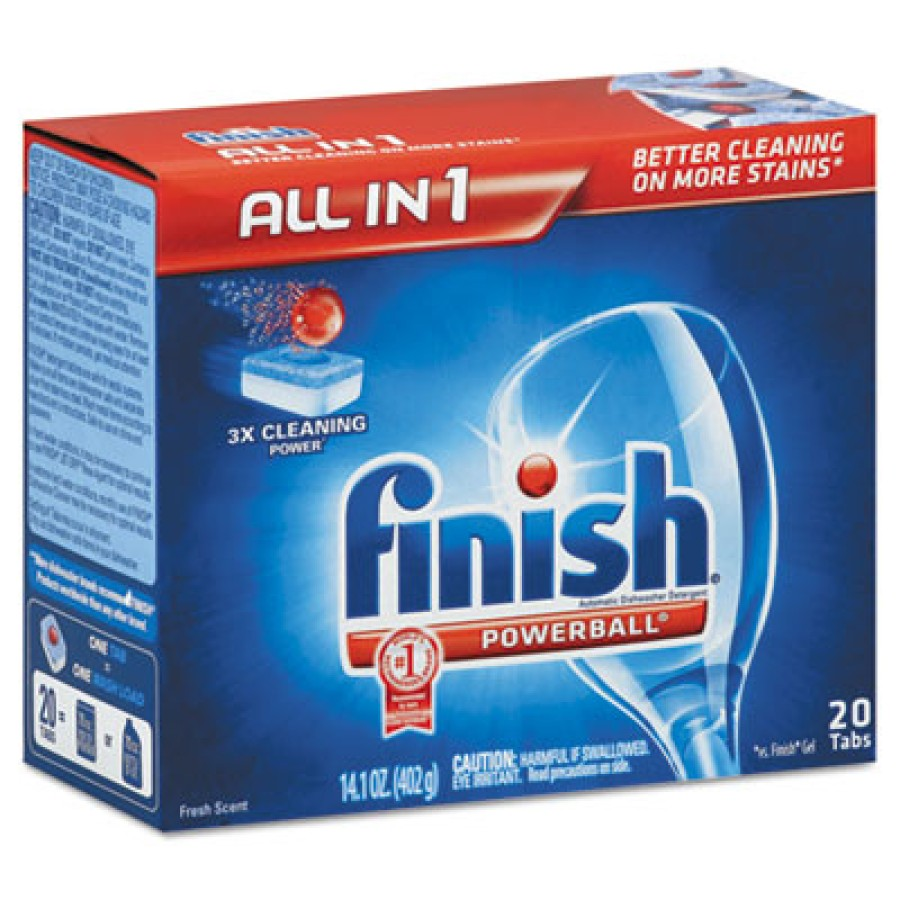 Dishwashing Soap Dishwashing Soap - FINISH  Powerball  Dishwasher TabsDTRGNT,ELECTRALPOWR,BEPowerbal