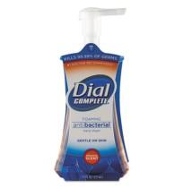 FOAMING HAND SOAP FOAMING HAND SOAP - Foaming Hand Wash, Unscented Liquid, 7.5 oz Pump BottleDial  C