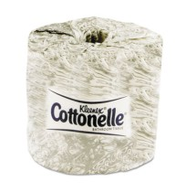 TOILET PAPER TOILET PAPER - KLEENEX COTTONELLE Two-Ply Bathroom TissueKIMBERLY-CLARK PROFESSIONAL* K