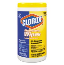 DISINFECTANT WIPES | DISINFECTANT WIPES - C-DISINFECTING WIPES| 6 CT|L