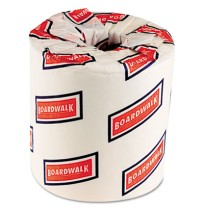 TOILET PAPER TOILET PAPER - One-Ply Toilet Tissue Sheets, WhiteBoardwalk  One-Ply Toilet TissueC-1PL
