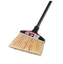 "ANGLE BROOM ANGLE BROOM - Maxi-Angler Broom, Polystyrene Bristles, 51"" Handle, BlackO-Cedar  Commerc"