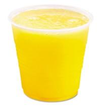 PLASTIC CUPS PLASTIC CUPS - Conex Translucent Plastic Cold Cups, 10 ozDart  Conex  Translucent Plast