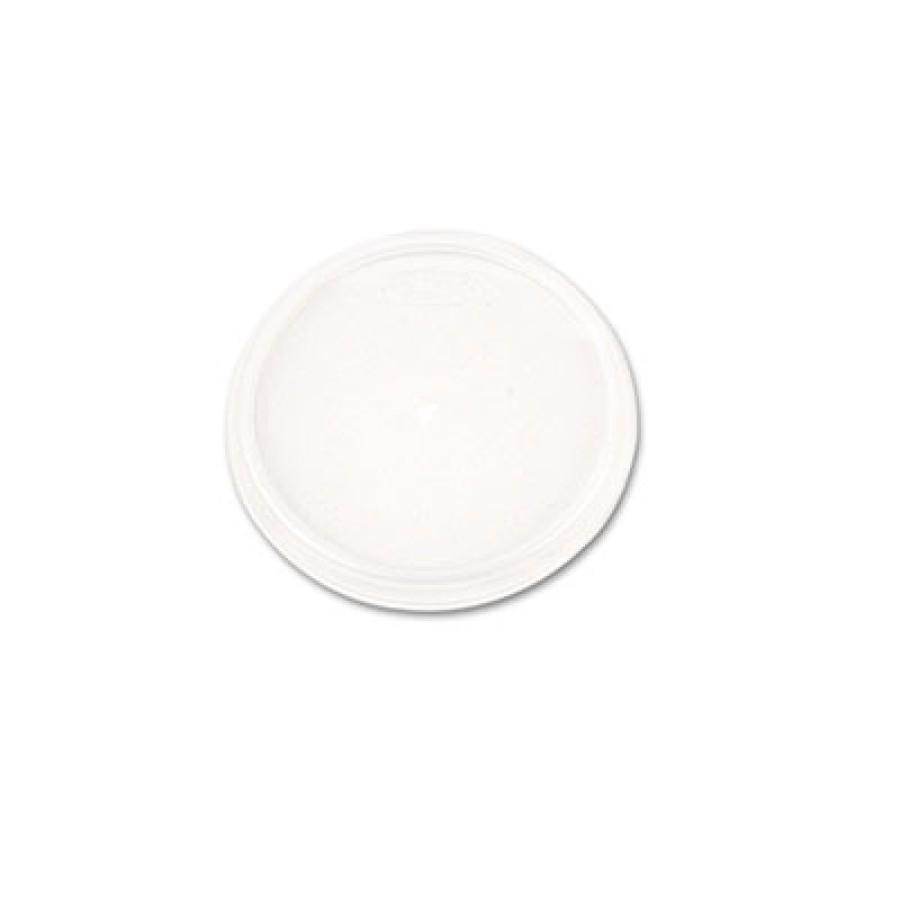 SOUP CUP LIDS SOUP CUP LIDS - Plastic Lids, for 32-oz. Hot/Cold Foam Cups, Vented Lid, WhiteDart  Pl