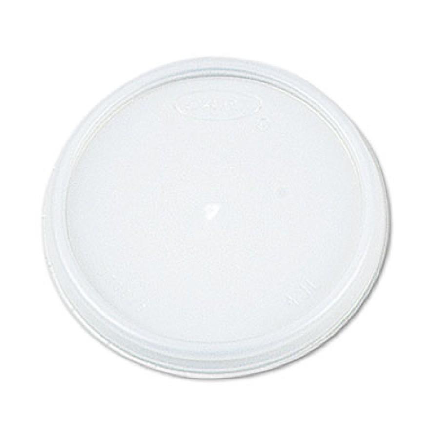 SOUP CUP LIDS SOUP CUP LIDS - Plastic Lids, for 8 oz. Hot/Cold Foam Cups, VentedDart  Plastic LidsC-