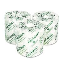 TOILET PAPER TOILET PAPER - Bathroom Tissueenvision  Bathroom TissueC-ENVISION EMB 2PLY T/T  4X4 550