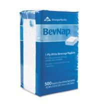 Napkin Napkin - BevNap  Beverage NapkinsNAPKINS,BEV,1PLY,4M,WEBeverage Napkins, 1-Ply, 9-1/2 x 9-1/2