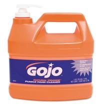 BULK HAND SOAP | BULK HAND SOAP | 4/1 GL - C-ORANGE LOTION W/PUMIC 4/1