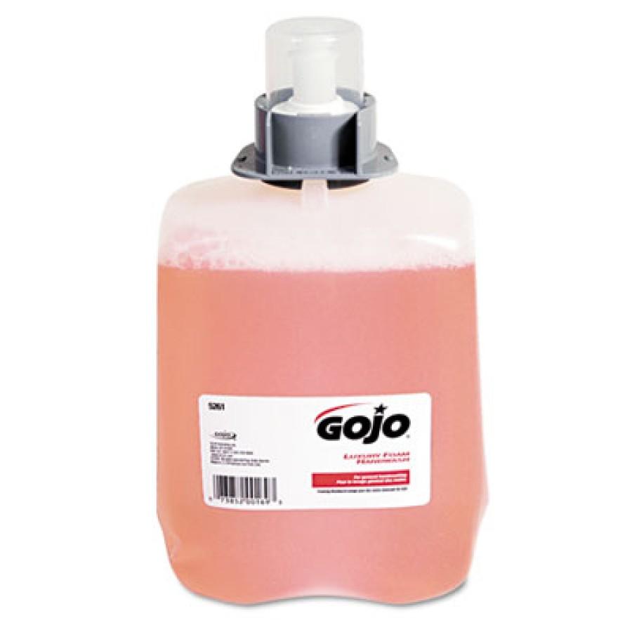 Gojo Hand Soap Refill Gojo Hand Soap Refill - GOJO  Luxury Foam HandwashSOAP,FOAM HND,F/FMX20Luxury