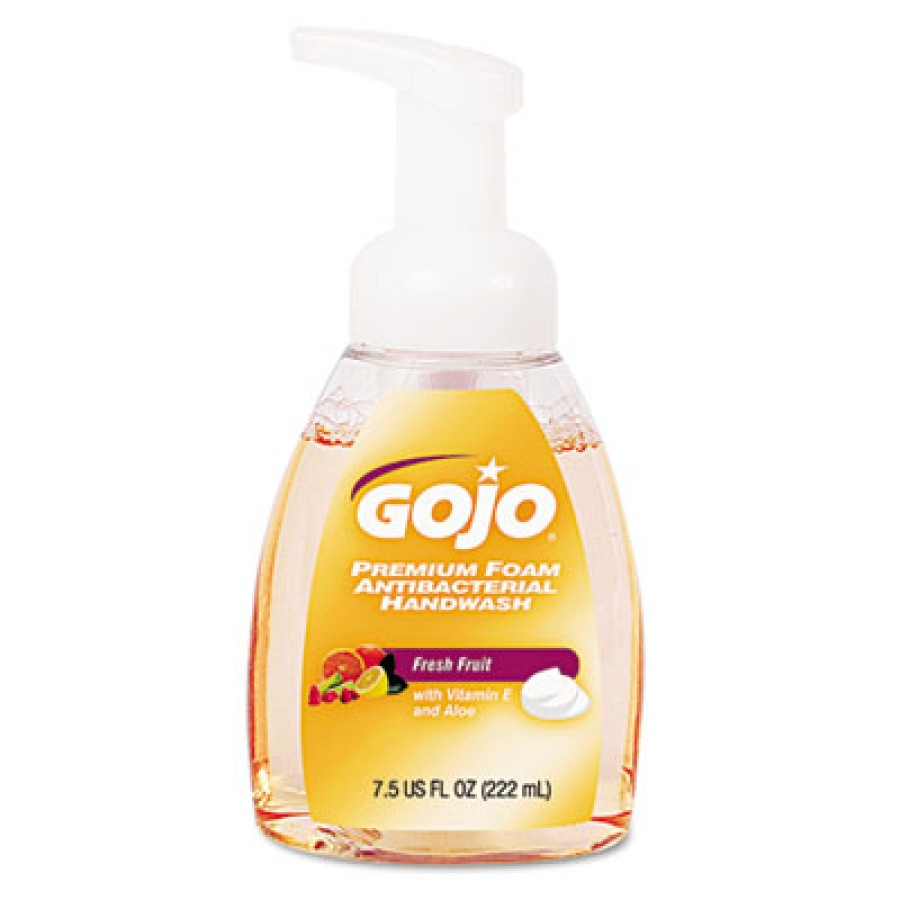 Hand Soap Hand Soap - Hand wash with vitamin E and aloe. Translucent hand wash leaves a fresh fragra
