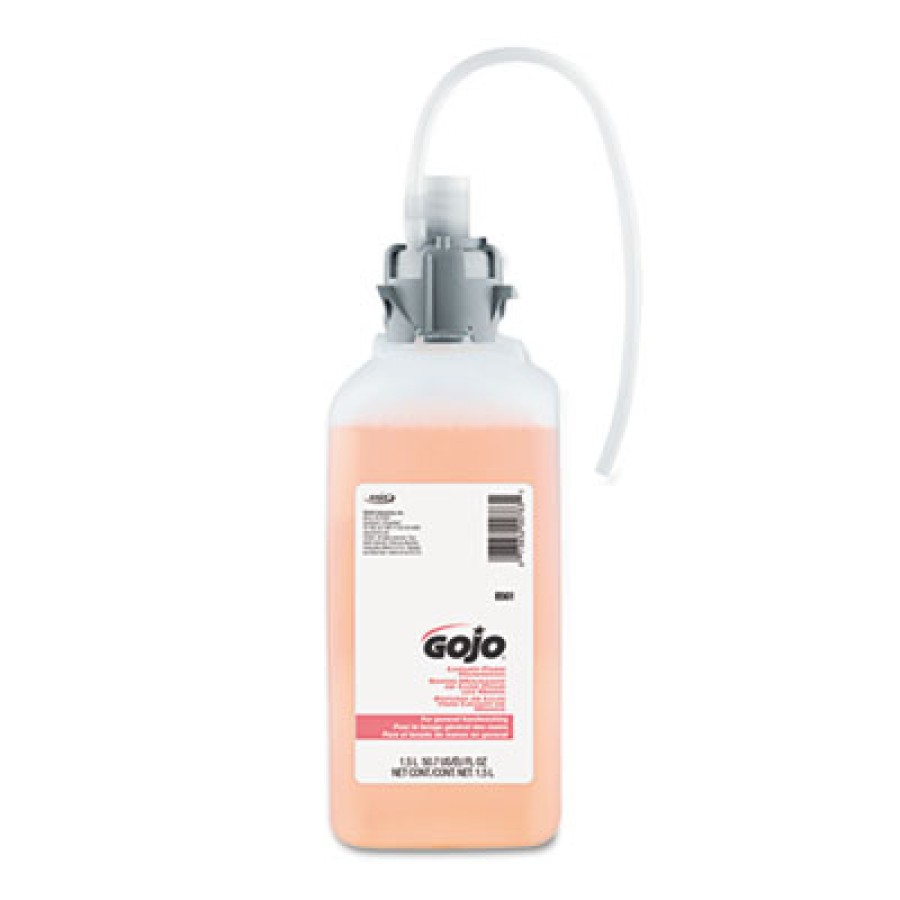 Gojo Hand Soap Refill Gojo Hand Soap Refill - GOJO  1,500-ml Cartridge Refill for CX  and CXi  Count