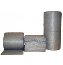 "AIRLAID ROLL AIRLAID ROLL - High Capacity Airlaid Perforated Roll 150' x 30""Universal roll:  30? X 1"