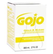 Hand Soap Refill Hand Soap Refill - GOJO  800-ml Bag-in-Box RefillsRFLL,SOAP,ENRICH,800MLEnriched Lo
