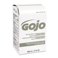 Hand Soap Refill Hand Soap Refill - GOJO  800-ml Bag-in-Box RefillsSOAP,A-BIO,MILDW/PCMXUltra Mild L