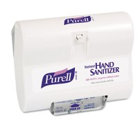 Hand Sanitizer Hand Sanitizer - Hand sanitizing dispenser, with one-hand operation.DSPNSR,PUREL,SANI