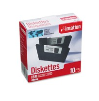 "Paper Towel Paper Towel - imation  3.5"" DiskettesDISK,DS-HD,3.5"",FRMTD3.5"" Floppy Diskettes, IBM-For"