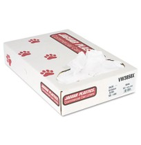 GARBAGE BAG GARBAGE BAG - Industrial Strength Commercial Can Liners, 60 gal, .7 mil, WhiteJaguar Pla