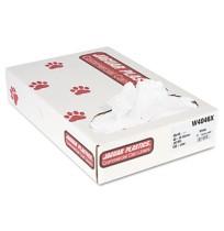GARBAGE BAG GARBAGE BAG - Industrial Strength Commercial Can Liners, 45 gal, .9mil, WhiteJaguar Plas