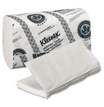 Paper Towels Paper Towels - KIMBERLY-CLARK PROFESSIONAL* KLEENEX  Folded Paper TowelsTWL,HYBRID C-FL
