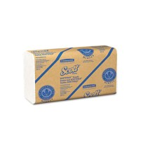 Paper Towels Paper Towels - KIMBERLY-CLARK PROFESSIONAL* KLEENEX  Folded Paper TowelsTOWEL,SCOTTFOLD