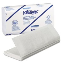 Paper Towels Paper Towels - KIMBERLY-CLARK PROFESSIONAL* KLEENEX  Folded Paper TowelsTOWEL,SCTFLD,WE