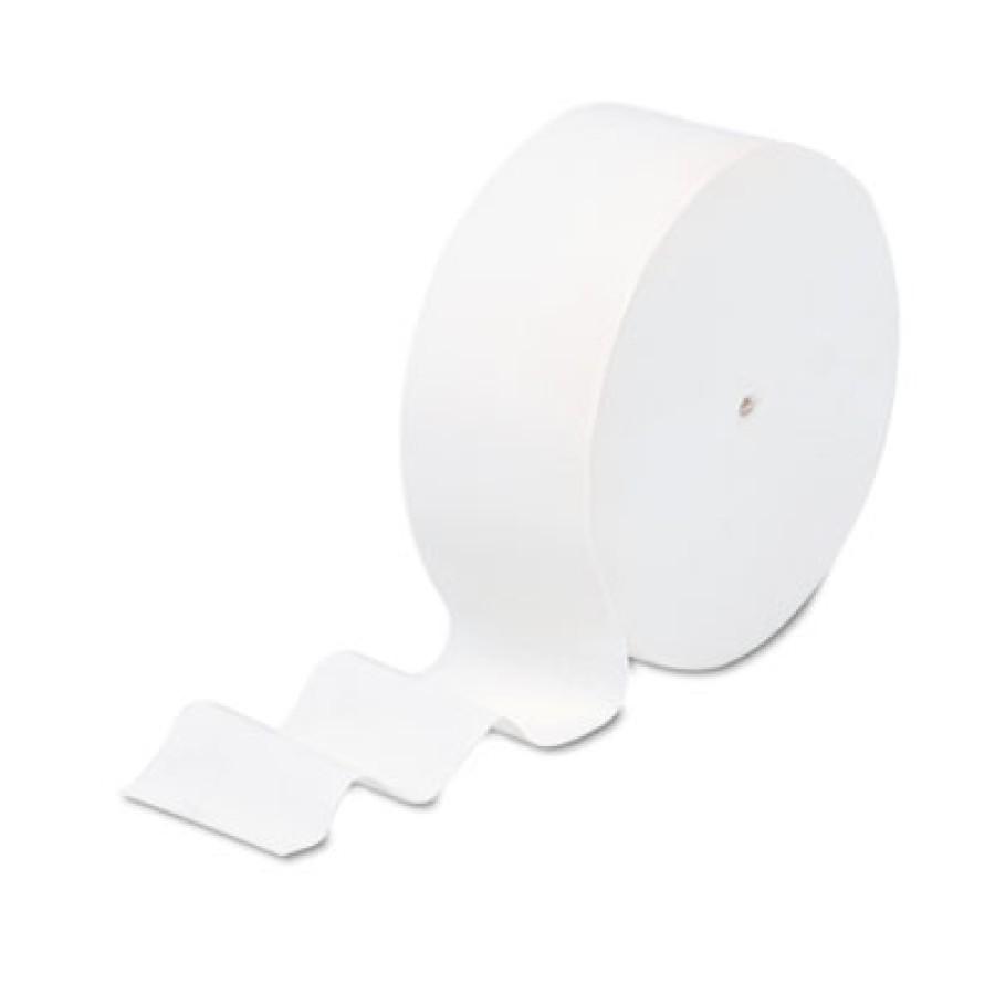 TOILET PAPER TOILET PAPER - SCOTT Coreless JRT Jr. Rolls, 2-Ply ftKIMBERLY-CLARK PROFESSIONAL* SCOTT
