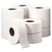 "TOILET PAPER TOILET PAPER - SCOTT Jumbo Roll Bathroom Tissue, 2-Ply, 9"" dia, 1000 ftKIMBERLY-CLARK P"