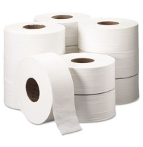 "TOILET PAPER TOILET PAPER - SCOTT Jumbo Roll Bathroom Tissue, 2-Ply, 9"" dia, 1000 ftKIMBERLY-CLARK P"